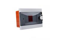 Бокс пластиковый модульный для внутренней установки на 2-6 модулей