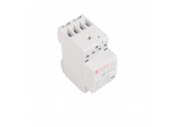 Контактор модульный 4P 25A 220-230V IP20 4НО