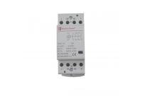 Контактор модульный 4P 25A 220-230V IP20 2НО+2НЗ