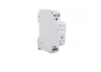 Контактор модульный 1P 25A 220-230V IP20 2НО