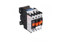 Контактор магнитный 3P 18A  220-230V IP20 4НО