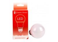 LED лампа E27 12W A60 4100K 1080Lm
