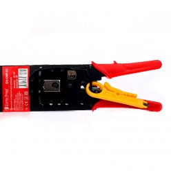Обжимной инструмент для штекеров 4P 6P 8P