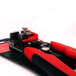 Инструмент для зачистки проводов саморегулирующийся 8